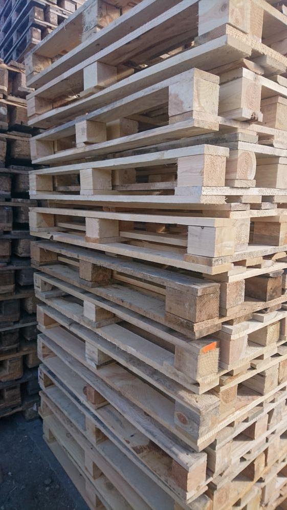 Świeże Sprzedaż palet drewnianych, euro, jednorazowych, przemysłowych OO18